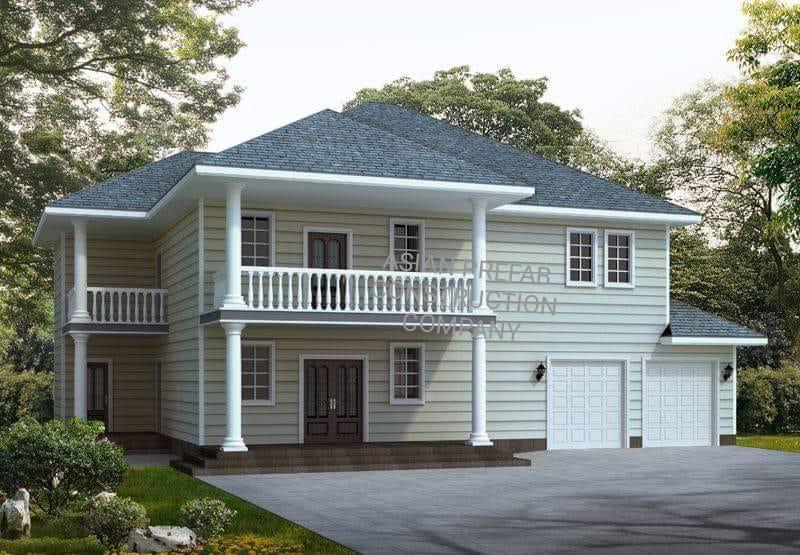 Portable Double Storey/Multi Storey Building
