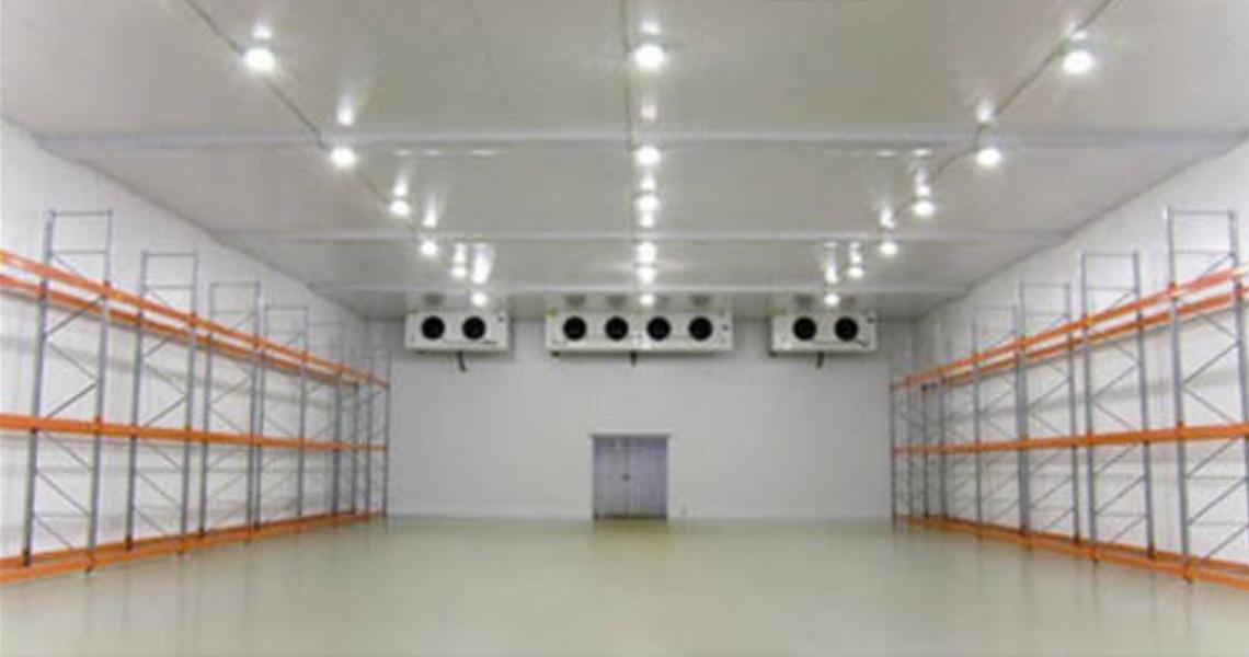 Prefabricated Cold Storage